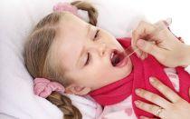 Быстрое лечение ангины у ребенка