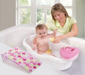 прием ванны при потничке