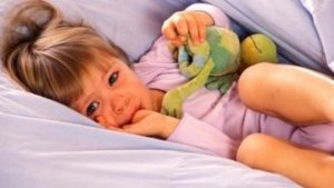 постельный режим при орз
