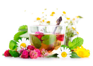 малиновый чай при орз