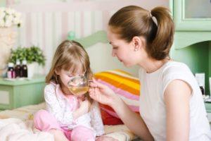 питьевой режим во время болезни