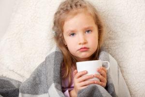 температура при орви у ребенка