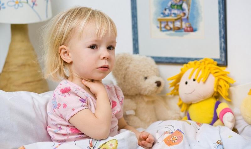лечить ангину народными средствами ребенку