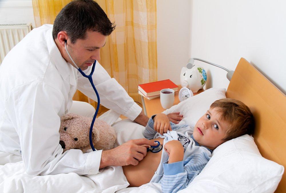вызов врача при ангине