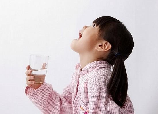 полоскания с содой при ангине у ребенка