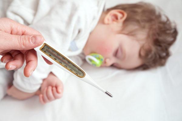 Сколько держится температура ребенка при ангине thumbnail