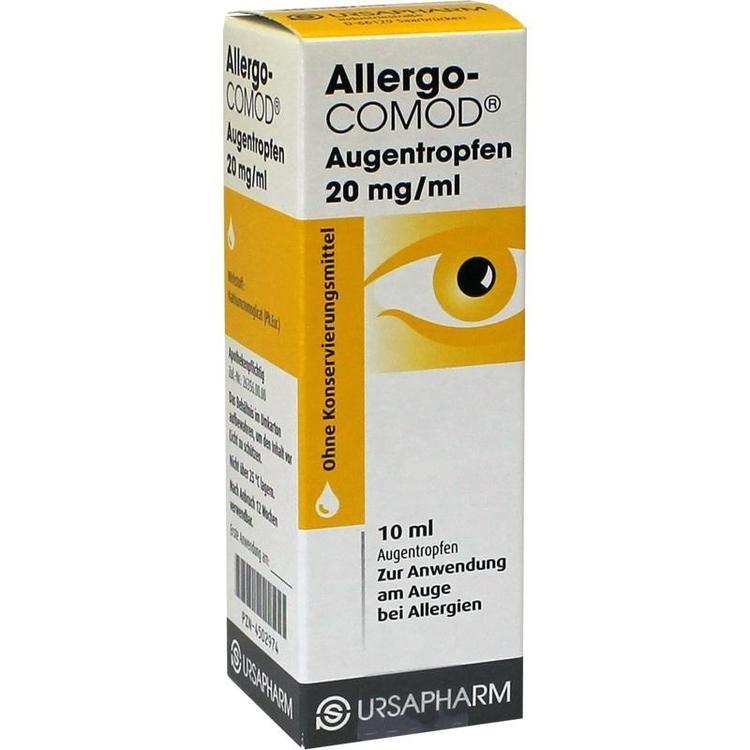 Аллерго-Комод при аллергии у ребенка