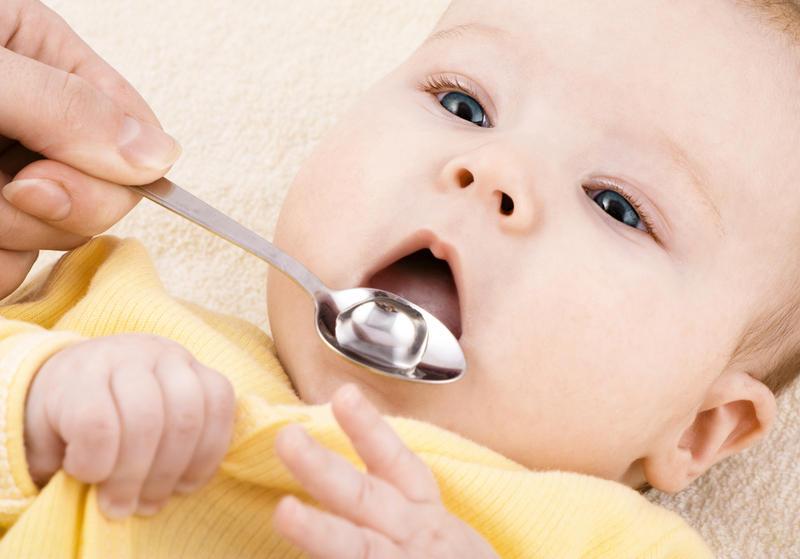 капли в рот при аллергии ребенку
