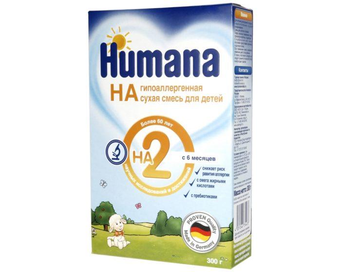 Humana гипоаллергенное