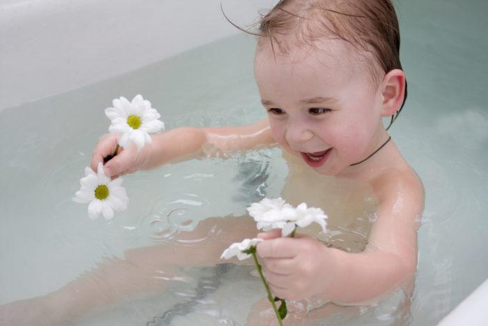 ванны от аллергии у ребенка