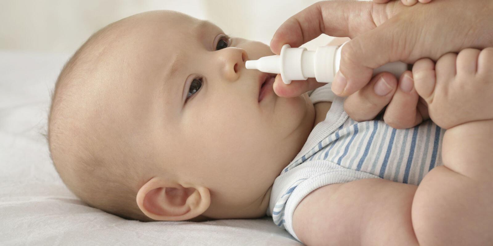 капли от поллиноза у ребенка