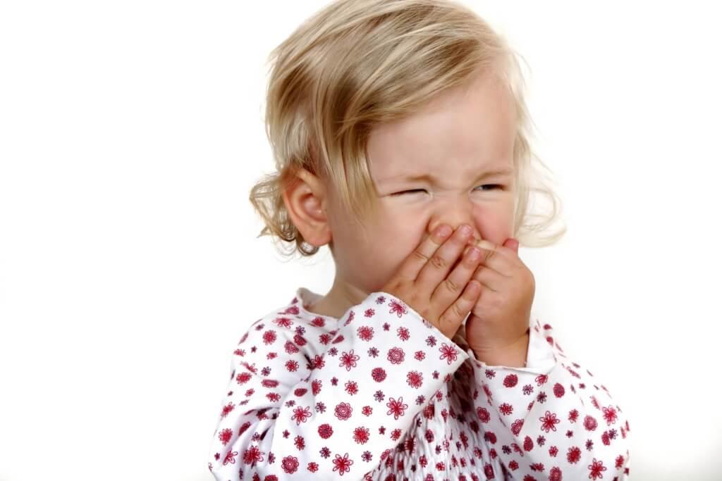 аллергия заложен нос у ребенка