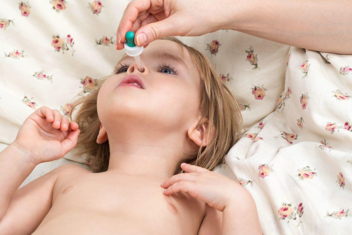 капли от аллергии ребенку