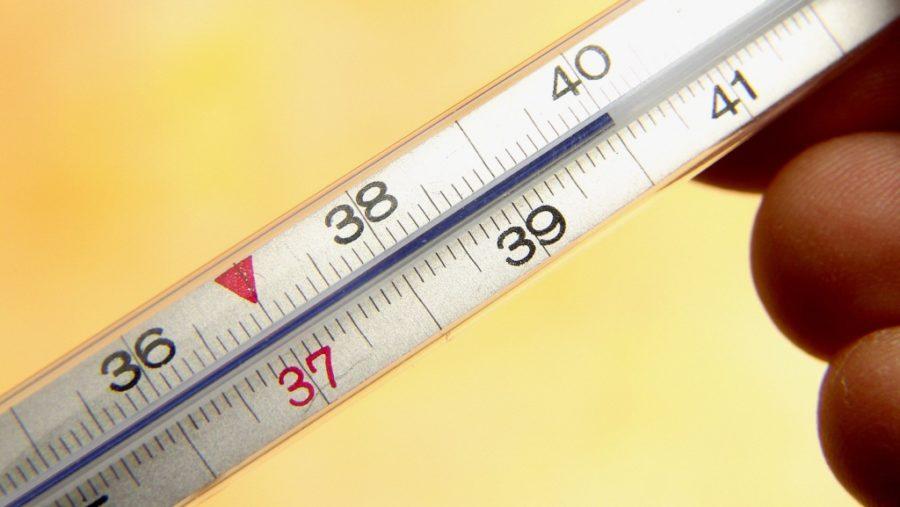 высокая температура при орви у ребенка