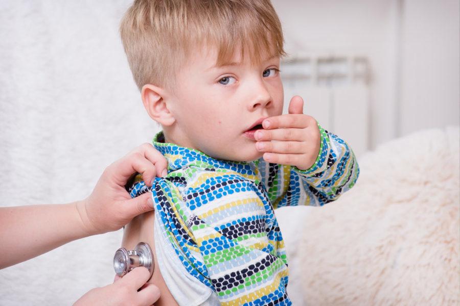 комаровский кашель