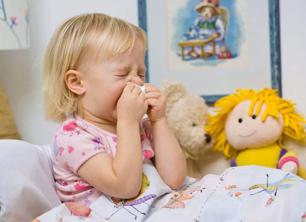 доктор комаровский орви у ребенка