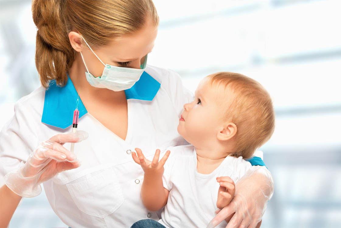 вакцинация как профилактика орви и гриппа у ребенка