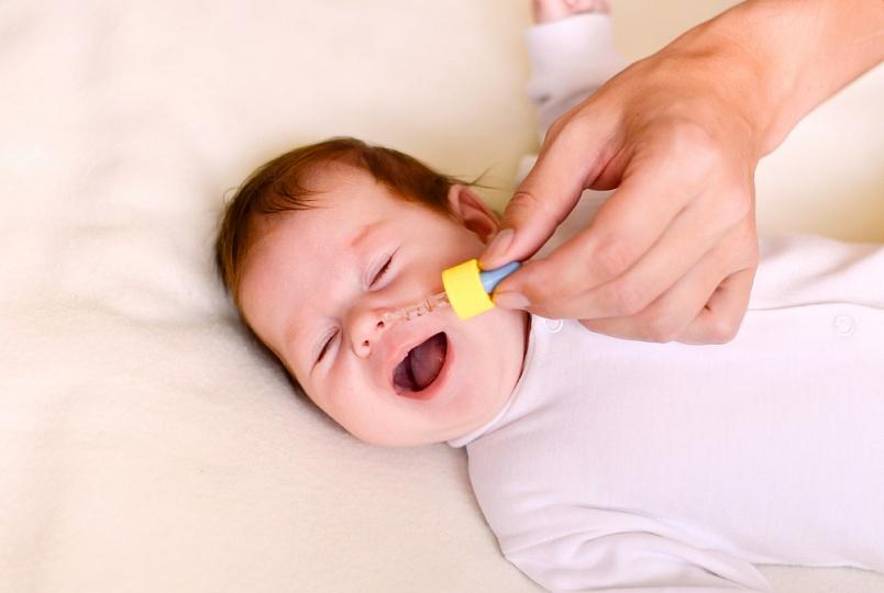 зеленые сопли у ребенка без температуры
