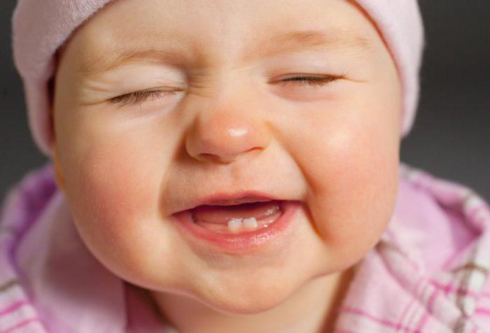 режутся зубки симптомы