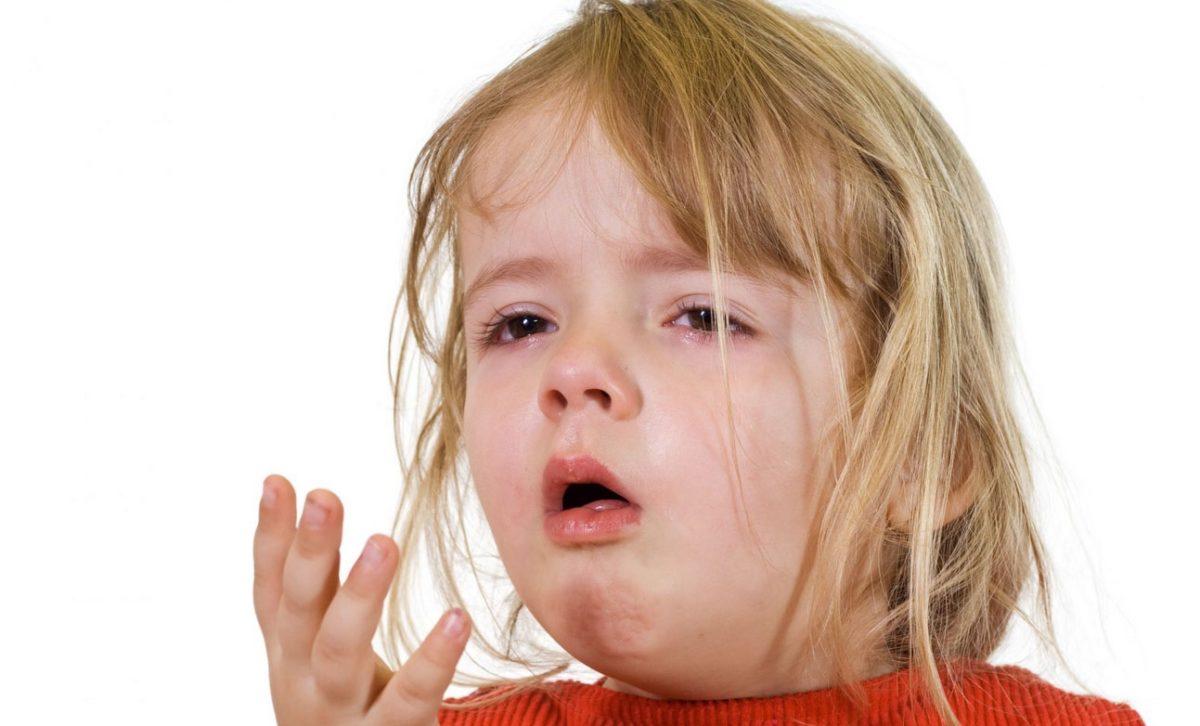 осложнения кашля у детей