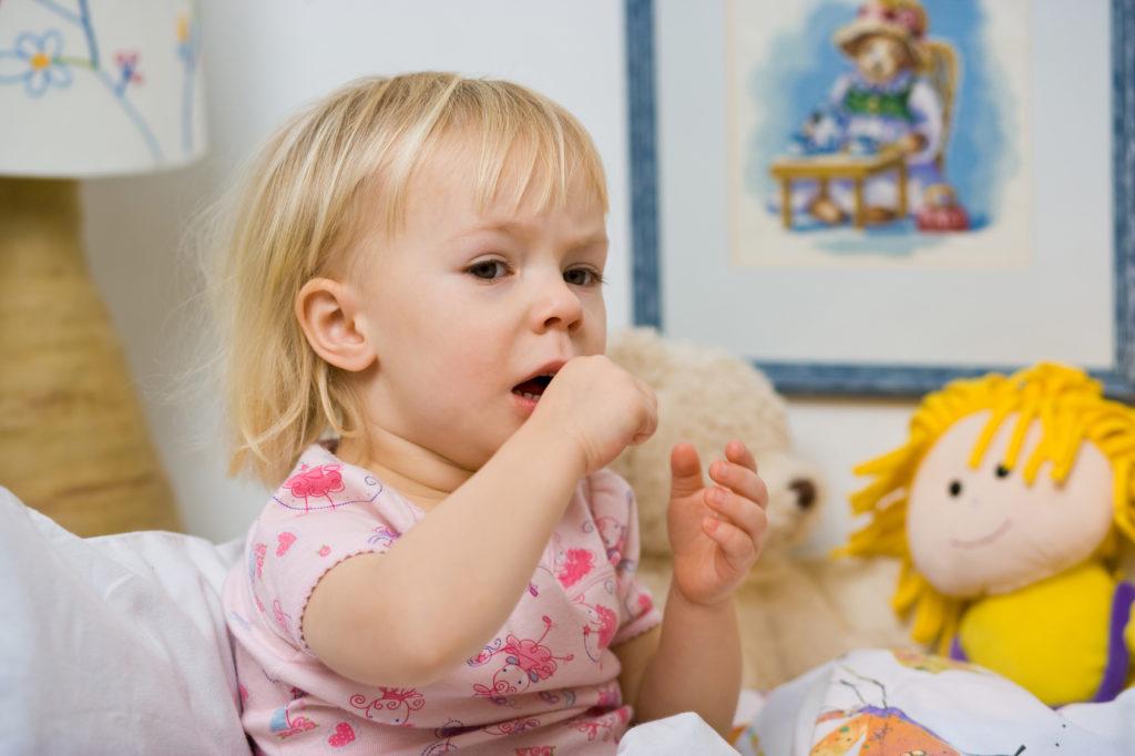 кашель при орви у ребенка чем лечить