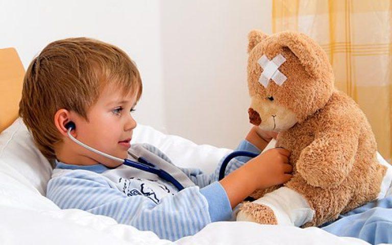 сколько длится кашель у ребенка при орви