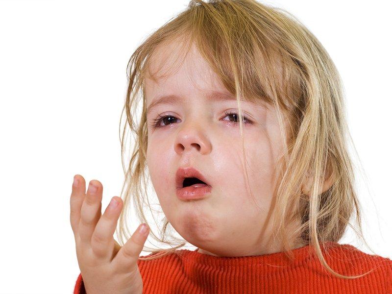 сопли кашель при прорезывании зубов у детей