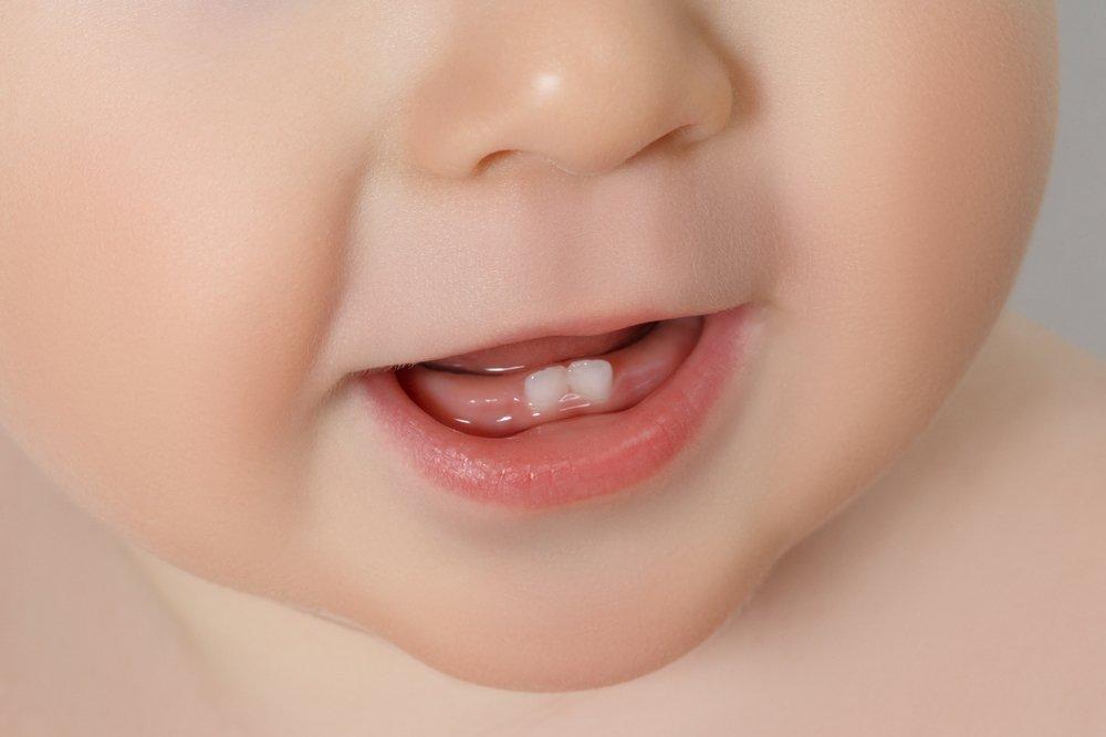молочные зубы сроки