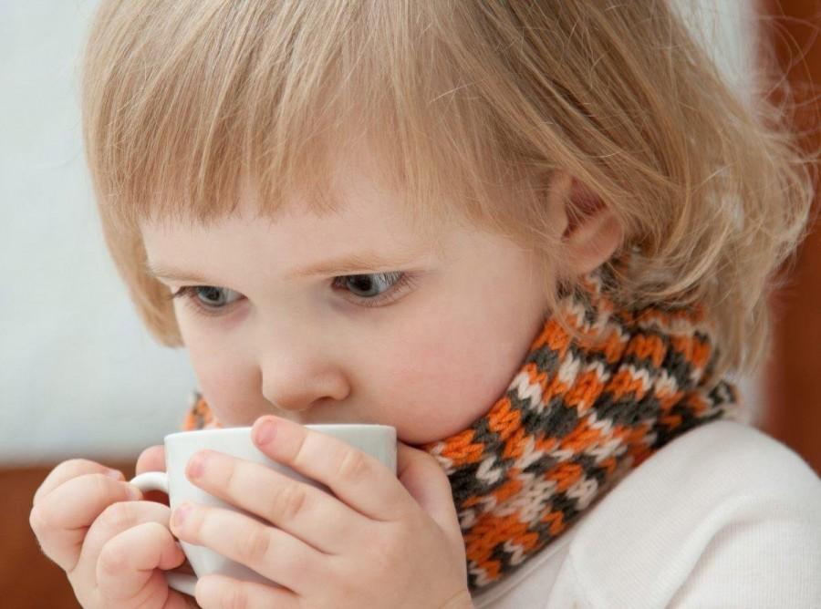 кашель на фоне зубов