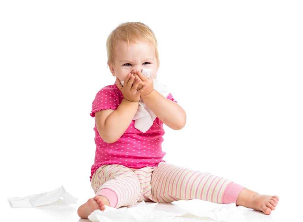 лезут зубы кашель