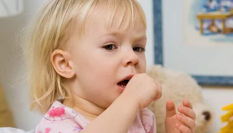 может ли быть кашель на зубы