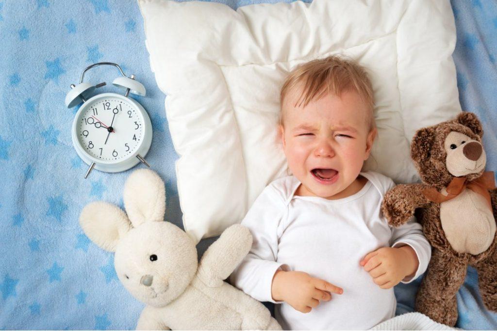 симптомы прорезывания зубов у детей до года