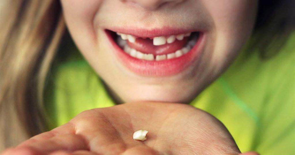 прирастить зуб
