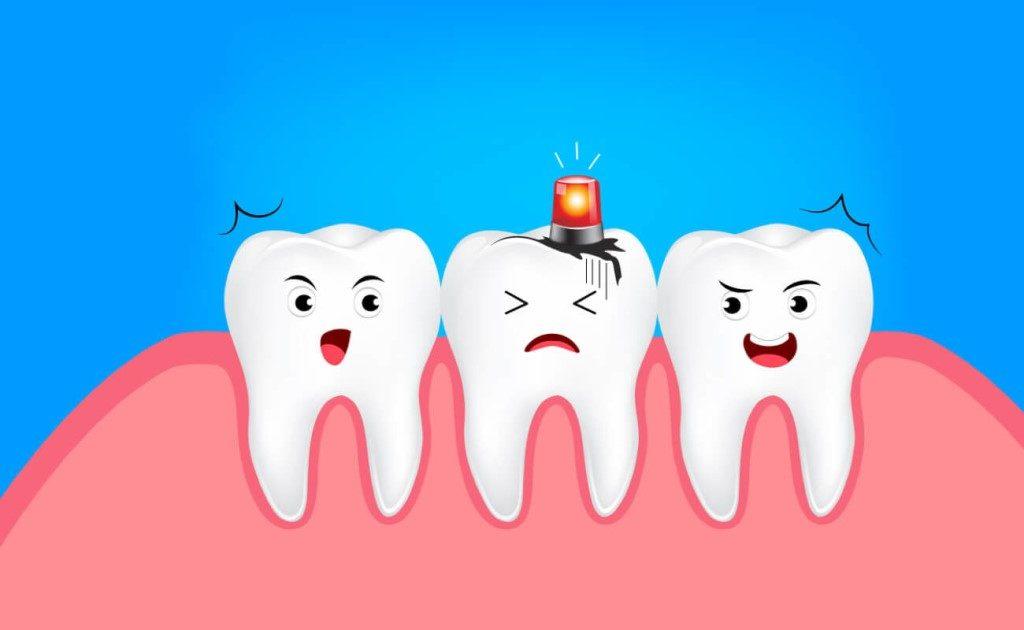 нужно лечить молочные зубы