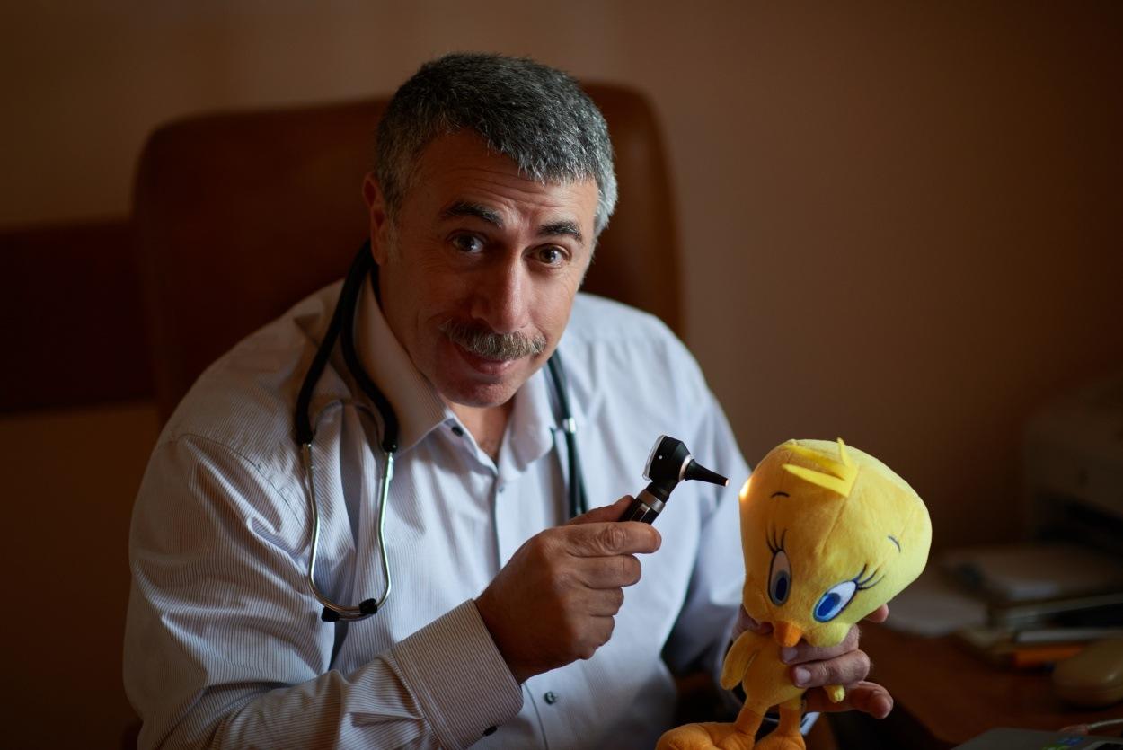 Доктор Комаровский о лечении младенческих коликов