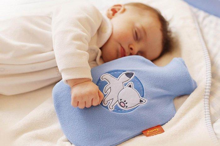 Грелка для новорожденных от коликов